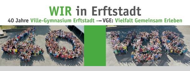Seit 40 Jahren in Erftstadt verwurzelt ...